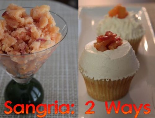 Post image for Sangria, Not Just for Drinkin'!