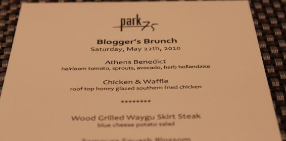 Post image for Brunch at the Four Seasons w/ Chef Gerstenecker