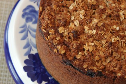 Post image for Blueberry Streusel Coffee Cake