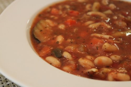 Post image for Tuscan Minestrone Soup