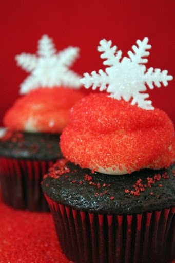 Post image for Heat Miser Chocolate Cupcakes