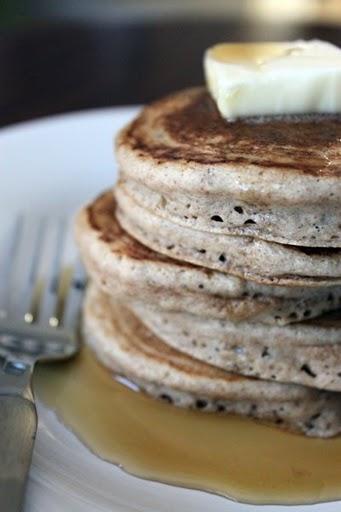 Post image for Spelt Flour Pancakes