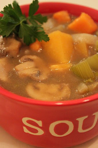 Post image for Eat. Live. Be. For a Better 2011 with Root Vegetable Soup