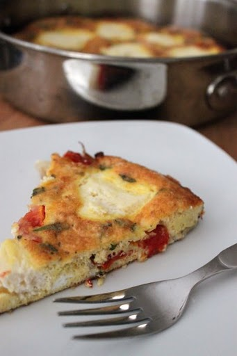 Post image for Onion Frittata Recipe