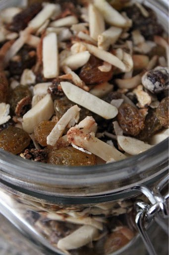 Post image for Dry-Roast Granola with Currants and Almonds