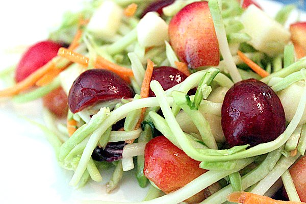 Post image for Cherry Slaw Salad