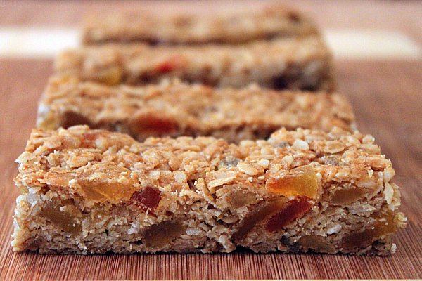 Post image for Chewy Granola Bars