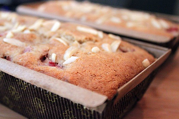 Post image for Strawberry Bread Recipe