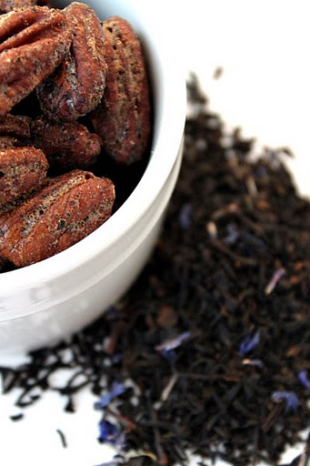 Post image for Tea Spiced Pecans