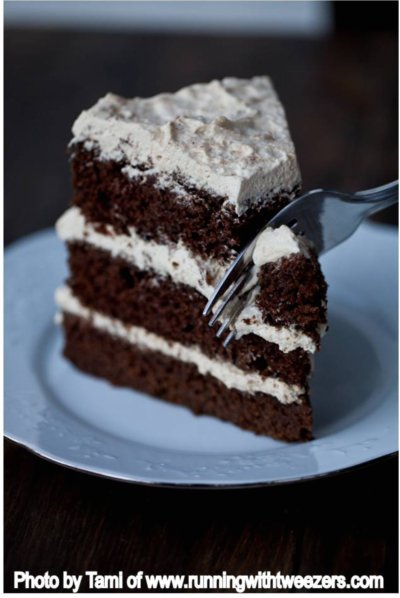 Post image for Mocha Layer Cake