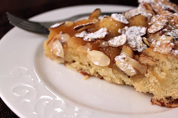 Post image for Lemon Almond Torta