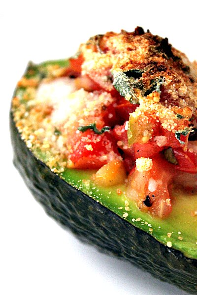 Post image for Baked Avocado Salsa