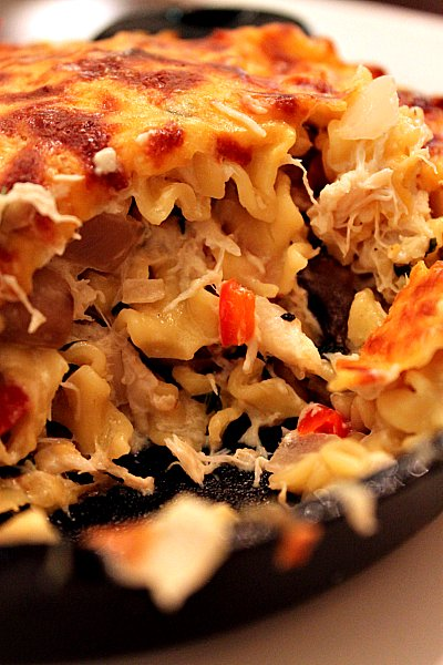 Post image for Pasta Crab Casserole