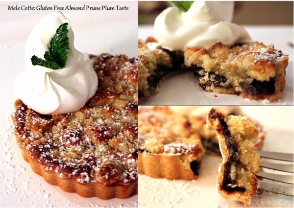 Post image for Gluten Free Almond Prune Plum Tarts