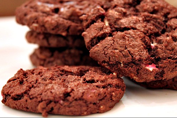 Post image for Chocolate Peppermint Cookies