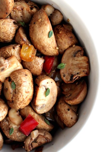 Post image for Oven Roasted Mushrooms