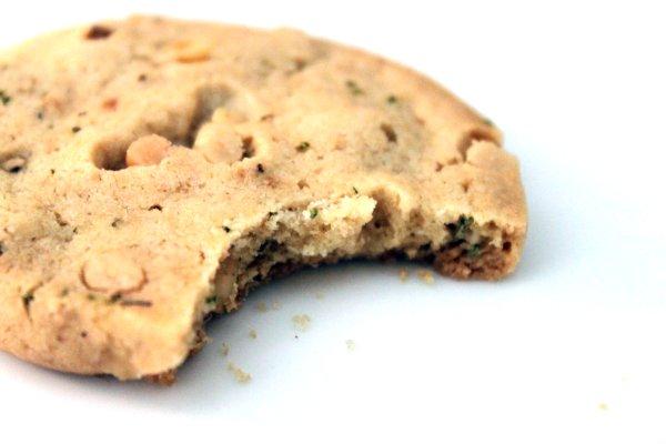 Rosemary Pine Nut Cookies