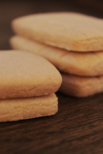 Post image for Shortbread Cookies