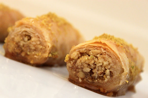 Post image for Baklava Rolls